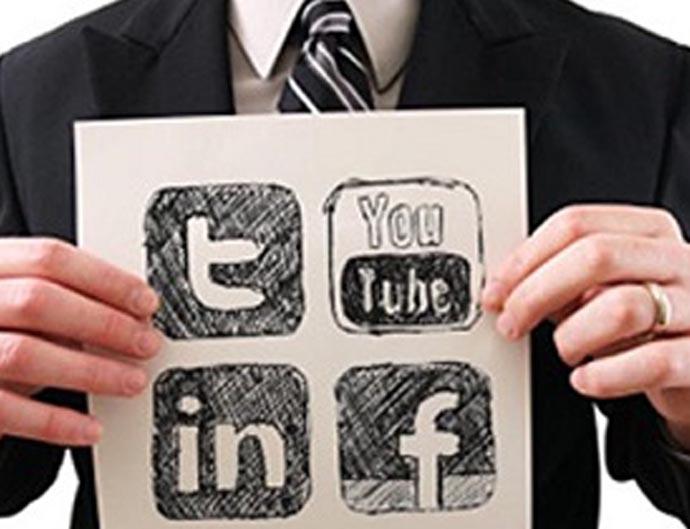 Social-media-job-hunt